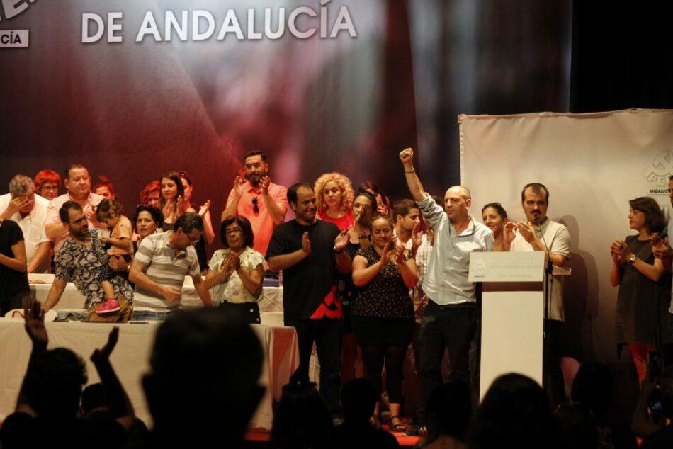 El PCA convoca su XIII Congreso:  'Partido, programa, república'