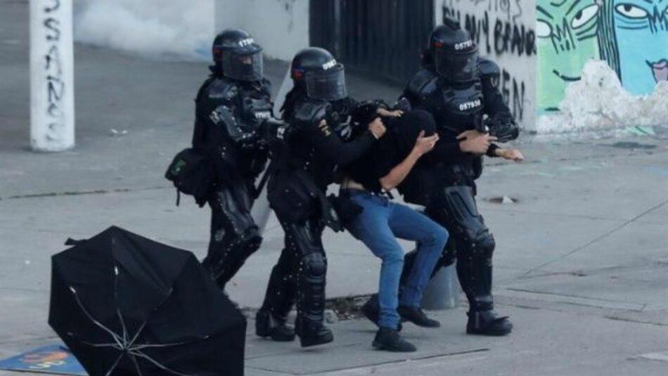 Policía colombiana es responsable de 86 muertes en 2020, afirma ONG