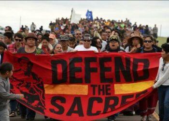 Las tribus Lakota piden a Biden que cierre el oleoducto Dakota Access