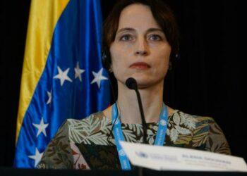 La relatora de Naciones Unidas exige a Estados Unidos el fin del bloqueo a Venezuela