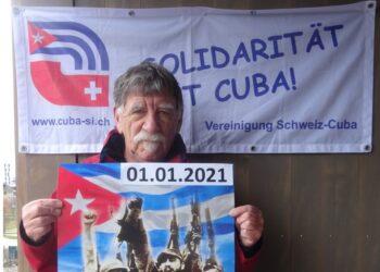 Samuel Wanitsch: «USA debe levantar el bloqueo y Suiza no debe guardar silencio»