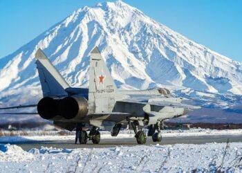 Cazas rusos interceptan aviones franceses sobre el mar Negro