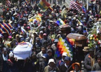 Fiscalía boliviana imputa a jefe policial por muertes en Sacaba