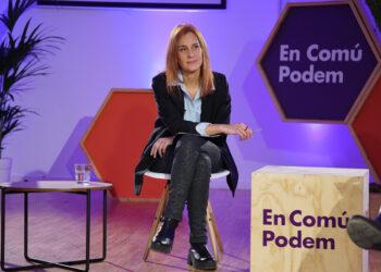 Albiach defensa rellançar una educació «afeblida  per les retallades de JxCat i ERC»