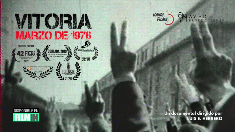 Documental «Vitoria, marzo de 1976»