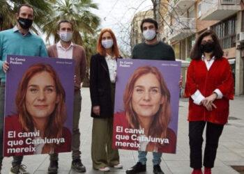 Unidas Podemos Exterior pide el voto para En Comú Podem por su «clara defensa» de los derechos de la población catalana emigrada