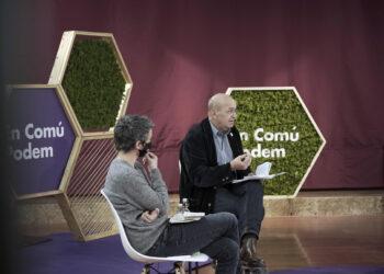 Joan Carles Gallego: «La diferència d'En Comú Podem amb JXCat i Esquerra en habitatge és clara: 2.000 habitatges socials de l'Ajuntament de Barcelona i 30 de la Generalitat»