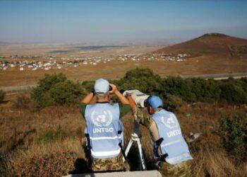ONU urge a Israel fin de la ocupación de altos del Golán sirios