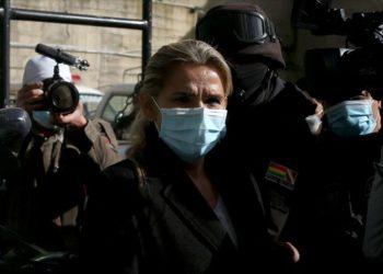 """Bolivia denuncia """"injerencia"""" de EEUU en la detención de Áñez"""