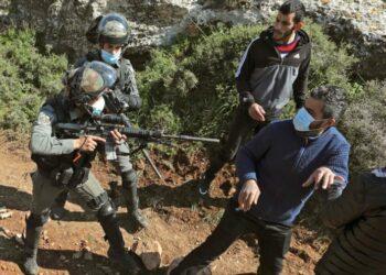 Represión israelí: Detienen a 18 palestinos en Cisjordania