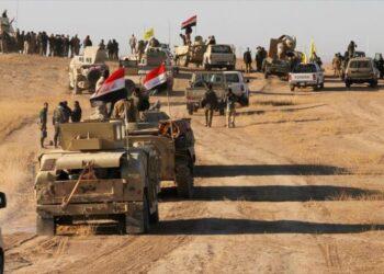 Ejército iraquí inicia masiva operación contra Daesh y Al-Qaeda