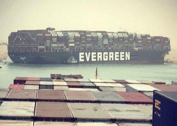 Se prolonga el bloqueo del Canal de Suez que cuesta 400 millones de dólares cada hora