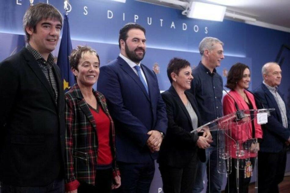 EH Bildu denuncia el veto a la comparecencia de la ministra Robles tras confirmarse la muerte por torturas de Mikel Zabalza