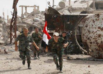 """Siria frustra un ataque terrorista """"a gran escala"""" en Damasco"""
