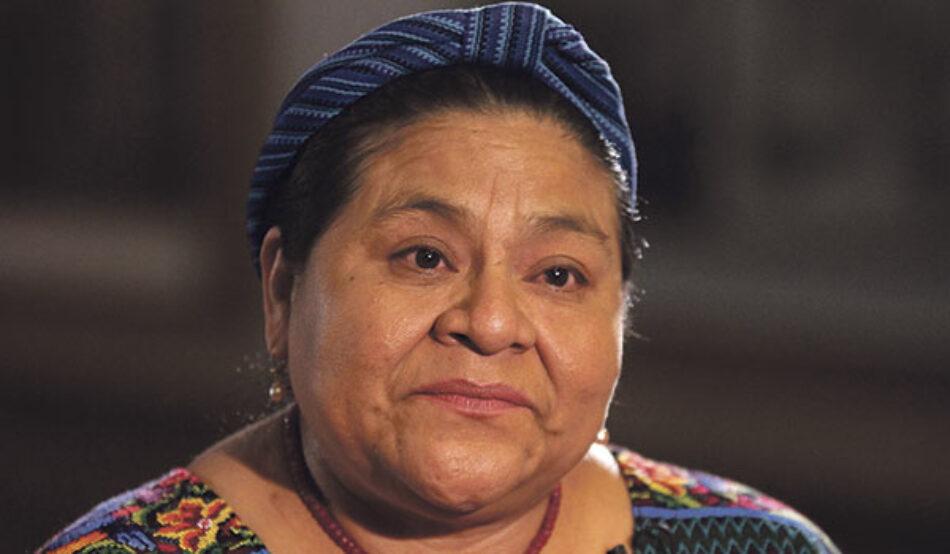 Rigoberta Menchú: 'La matanza de 1980 en la embajada de España en Guatemala merecía un juicio internacional'