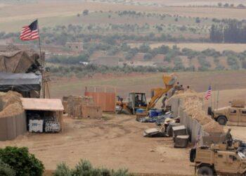 Atacan con cohetes la mayor base militar de EEUU en Siria