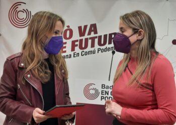 Badalona En Comú Podem defensen la incorporació d'inversions estratègiques per a la ciutat que el PP no ha inclòs
