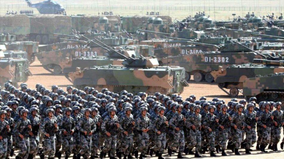 General chino urge a desarrollar capacidades de combate ante EEUU