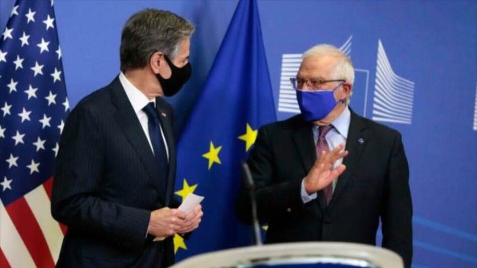 Borrell anuncia intención de EEUU de regresar al pacto nuclear iraní
