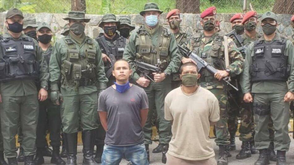 "Colombia admite: Golpista ""Operación Gedeón"" fue planeada en Bogotá"