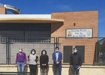 Ismael Sánchez solicita a la Junta un punto de vacunación para la COVID-19 en Benacazón