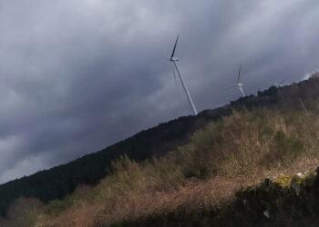 O BNG de Celanova pide paralizar o polígono eólico da Casa da Neve