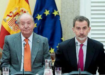 Unidas Podemos registra una nueva comisión de investigación por las presuntas irregularidades del rey emérito