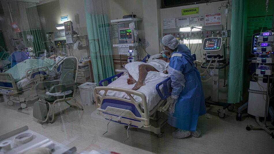 Con los hospitales colapsados y nuevo récord de muertes, gobernadores en Brasil reclaman un pacto