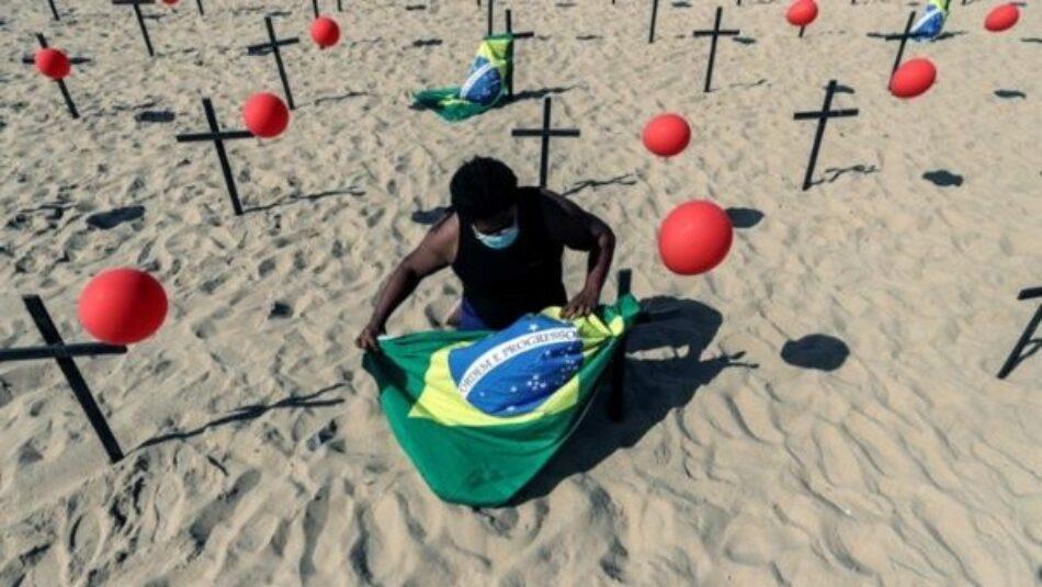Lula: muertes por Covid-19 son «el mayor genocidio de la historia de Brasil»