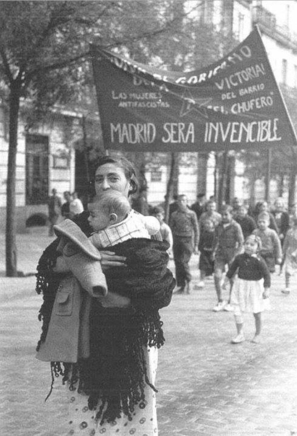 Represaliadas y resistentes: las mujeres en el franquismo