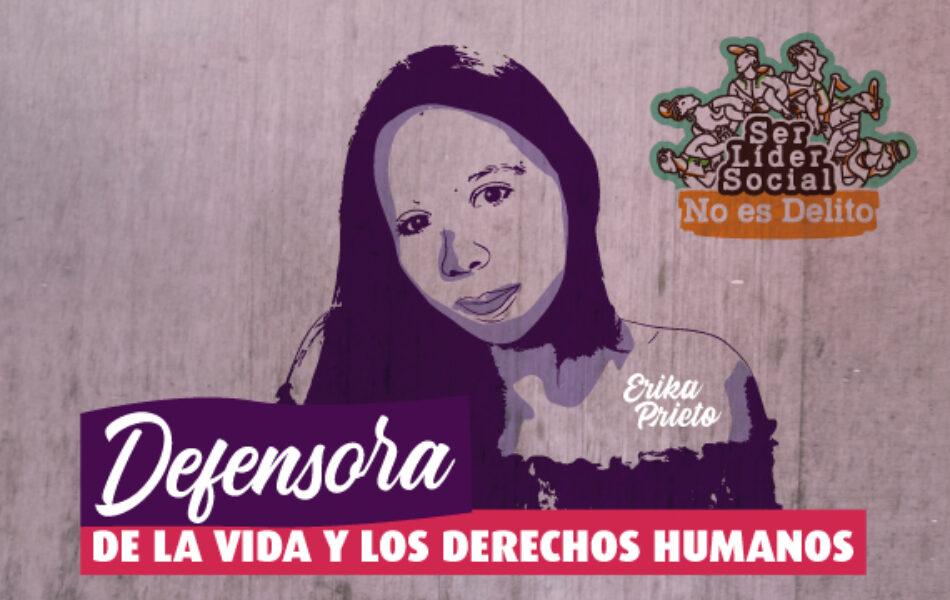 La defensa de la Vida y de los Derechos Humanos NO son crímenes