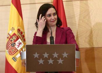 Desde IU Madrid y el PCM plantean «una sola candidatura de la izquierda» para derrocar a Ayuso si hay elecciones