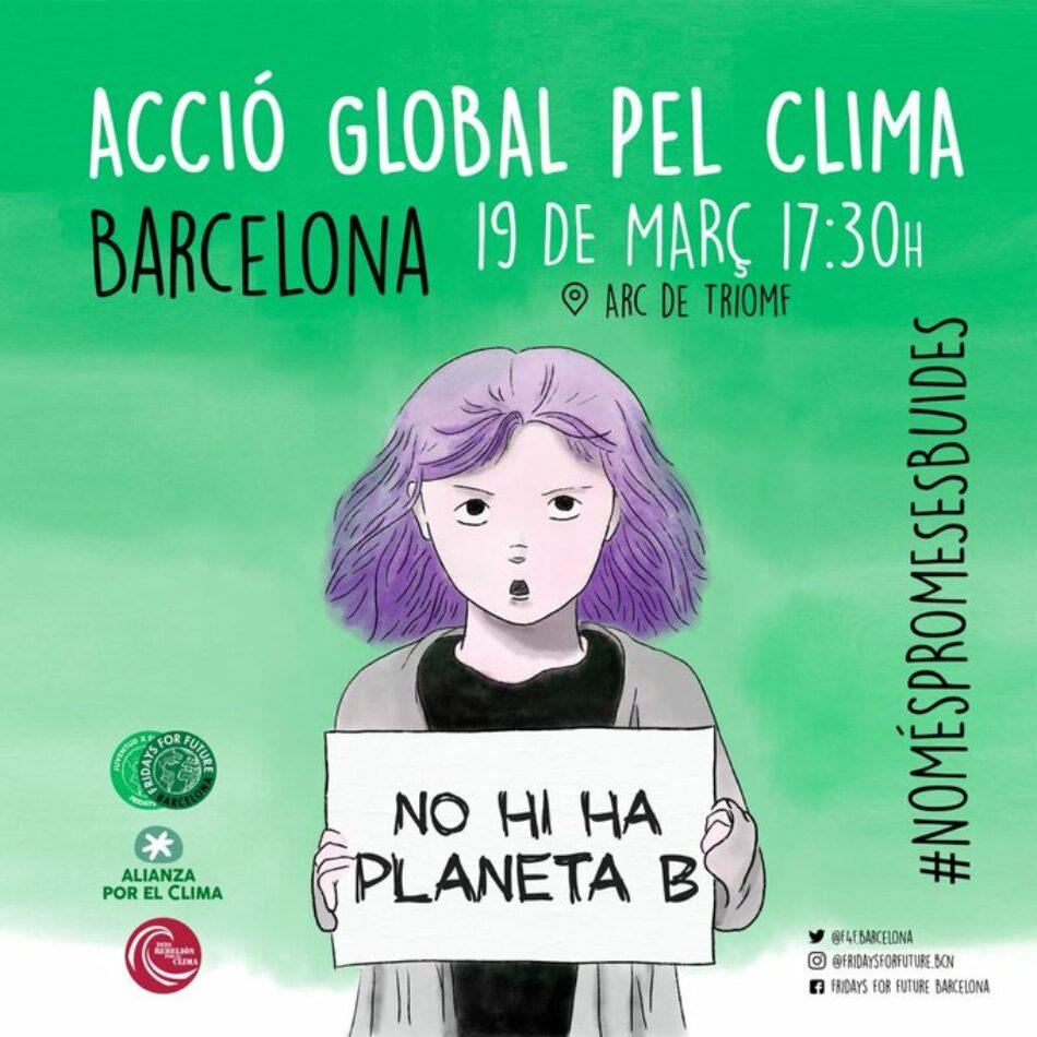Organitzacions ecologistes es mobilitzen davant de les «promeses buides»