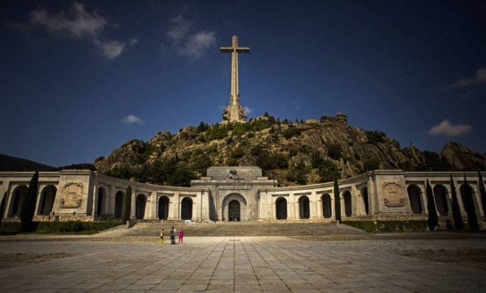 El Gobierno acuerda destinar 665.000 euros para trabajos de exhumación e identificación de víctimas enterradas en el Valle de los Caídos
