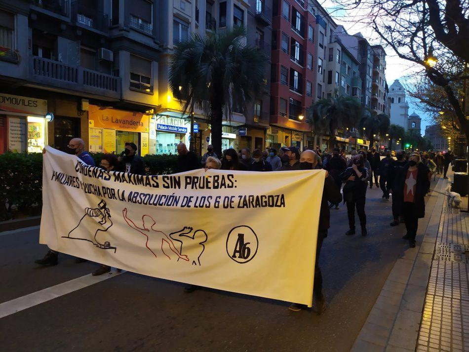 Miguel Urbán lleva la petición de absolución de los condenados por manifestarse contra Vox en Zaragoza hasta el Europarlamento