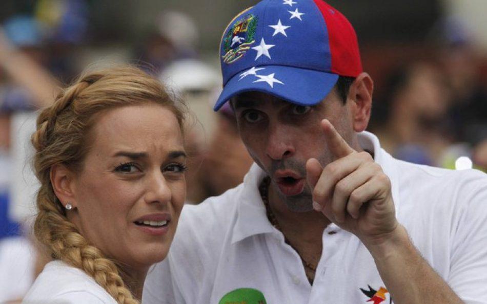 La Policía Local de Cambados propone para sanción al líder opositor venezolano Leopoldo López