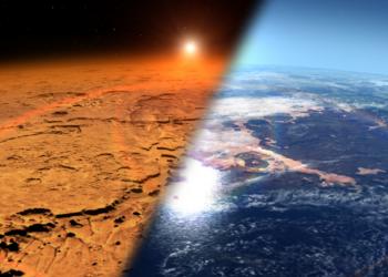 Gran parte del agua antigua de Marte quedó atrapada en su corteza, no fue al espacio