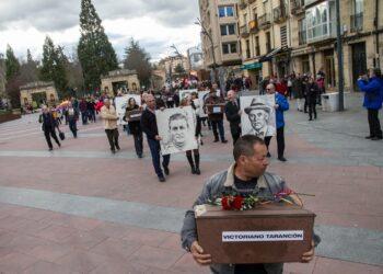 «Contra la Sentencia del Tribunal Supremo sobre la causa de la Fosa de los Maestros de Soria»