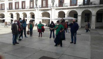 La PAH denuncia un nuevo desahucio en Santander en plena pandemia