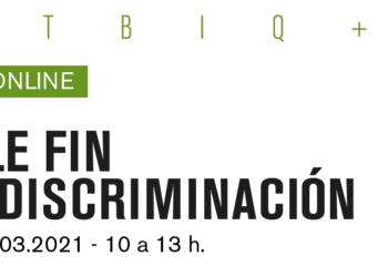 CEAR: «Ponle fin a la discriminación. Por el acceso al empleo de las personas migrantes LGBTIQ+»