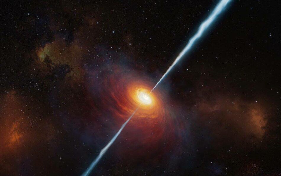 La fuente de radio más lejana proporciona pistas sobre el universo temprano