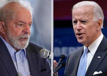 Lula sugiere a Biden donar a Brasil vacunas antiCovid-19