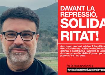Comunistes de Catalunya: «En suport a Joan Josep Nuet»