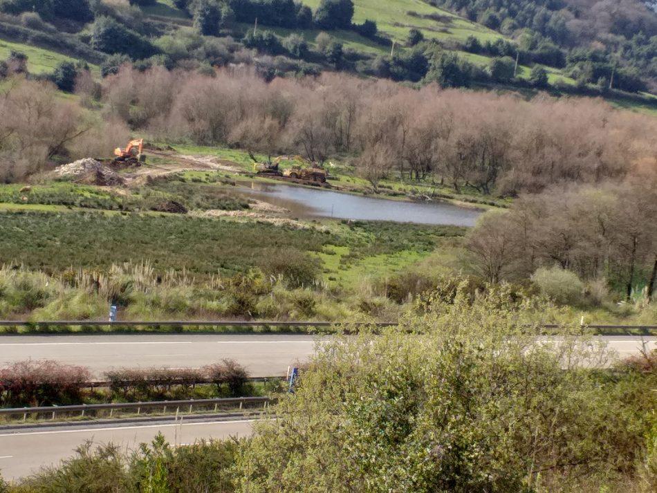 Arcelor Mittal sancionada por daños a un espacio natural en Gijón