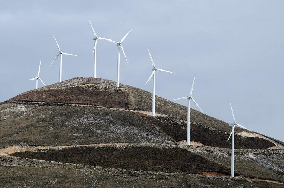 La Coordinadora Ecoloxista muestra su preocupación por la falta de control del Gobierno asturiano sobre la implantación de parques eólicos