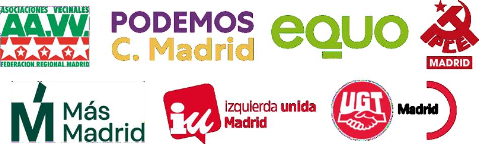 Comunicado conjunto ante la prohibición de las movilizaciones del 8 de marzo por la Delegación de Gobierno de Madrid