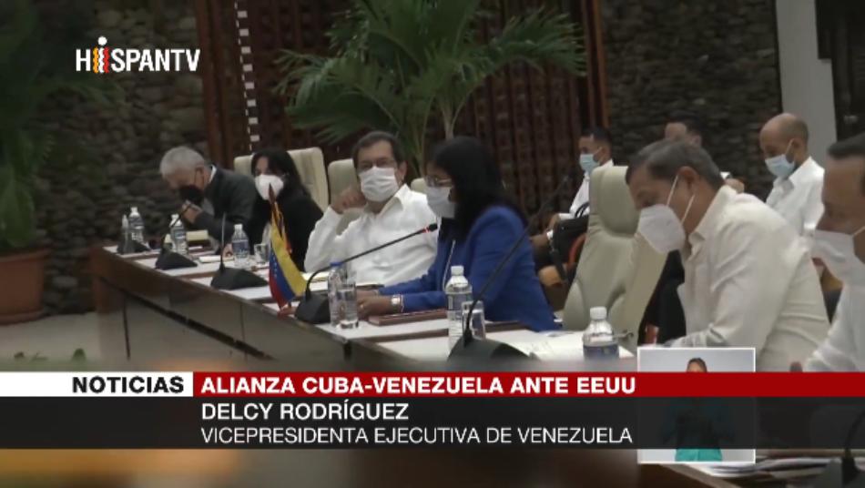 Acuerdo histórico: Venezuela y Cuba se alían ante bloqueo de EEUU
