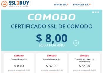 SSL2BUY: Análisis del mejor proveedor de certificados SSL en 2021