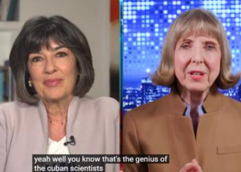 """""""La ciencia médica de Cuba es brillante, innovadora y trabaja en bien de la humanidad"""": presidenta del Roswell Park Cancer Center, en CNN"""