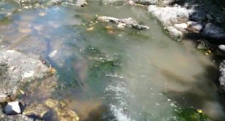 Sancionan a Cangas de Onís por los vertidos al río Sella